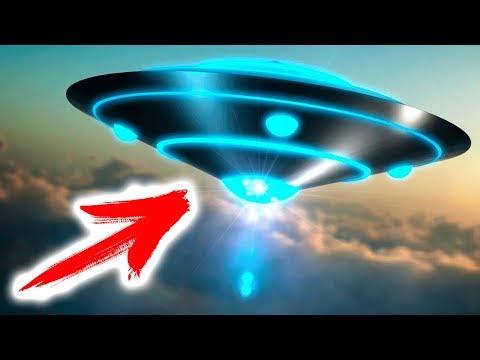 НЛО Видео 2019 - Корабль-Матка , Кадры Очевидцев HD (UFO)