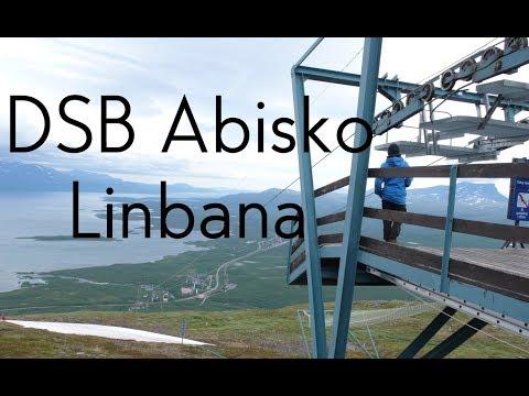 DSB Linbana Abisko 2017