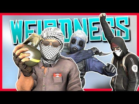 CS:GO Weirdness #9