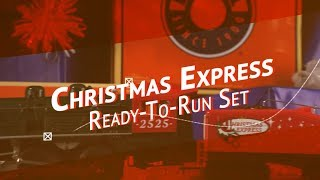 Christmas Express Ready-To-Run Set with Bluetooth