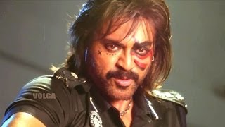 Shadow Action Scenes - Shadow Killed Robert In Jail - Venkatesh