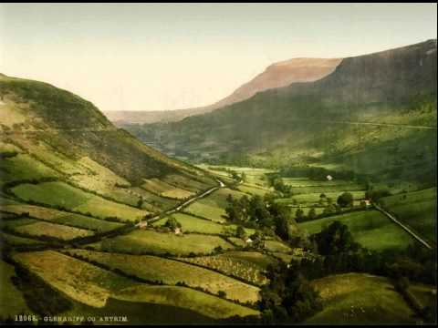 The Green Glens of Antrim (largo)