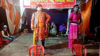 (( भाग-7)) पूजा के फूल । राम सजीवन । ग्राम पलिया  रायबरेली की नौटंकी । March 2020 ki hit prastuti
