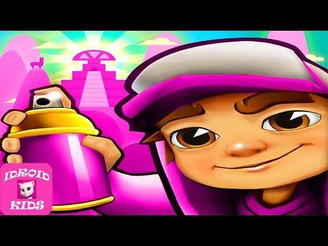 Subway Surfers World Tour PERU #17 - Best Games for Kids