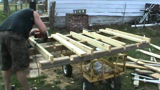 Chicken Coop Build Part 1