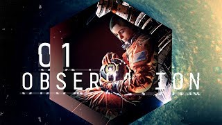 Observation (PL) #1 - Horror Science Fiction (Gameplay PL / Zagrajmy w)