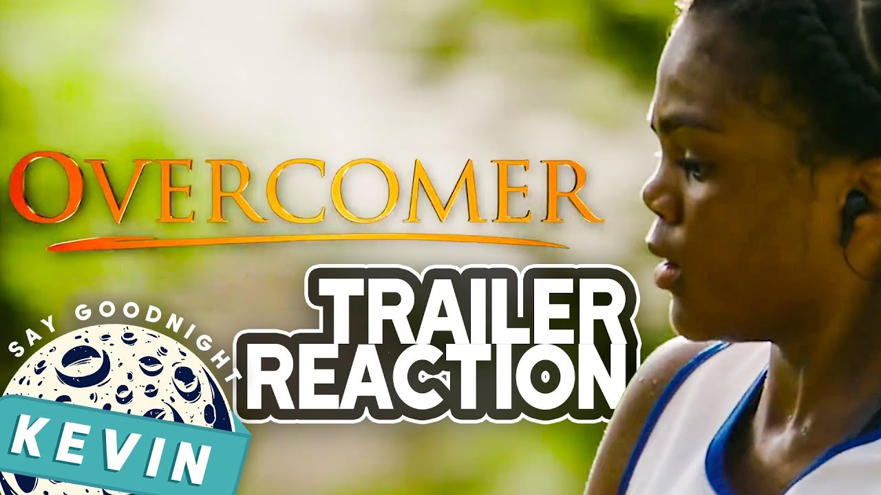 Overcomer Teaser Trailer (New Kendrick Brothers Movie) | Reaction