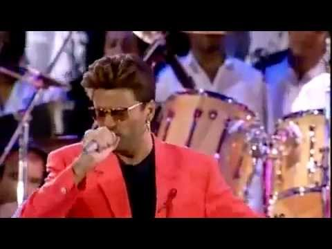 George Michael & Queen with LCGC - Somebody To Love (Freddie
