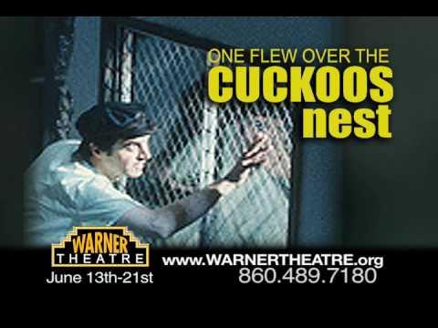 One Flew Over the Cuckoos Nest Trailer, Warner Theatre, Torrington, CT