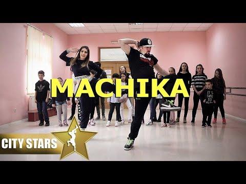 ( City Stars Dance ) - J. Balvin Jeon Anitta - Machika