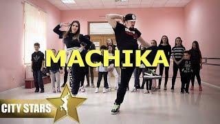 J. Balvin Jeon Anitta - Machika ( City Stars Dance )