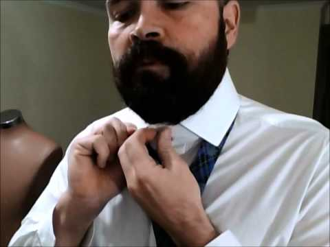 Detachable Collar Tutorial - by BespokeCollars @ www.bespoke