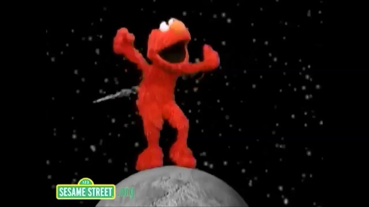 Elmo S Moon Dance