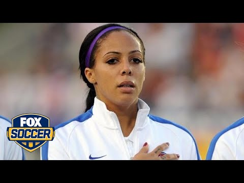 Sydney Leroux explains her tattoos - US Women's National Team