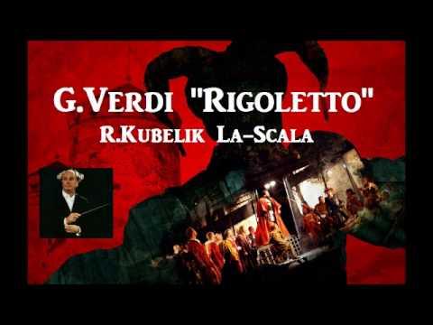 "G.Verdi ""Rigoletto"" [ R.Kubelik La-Scala ] (1964)"