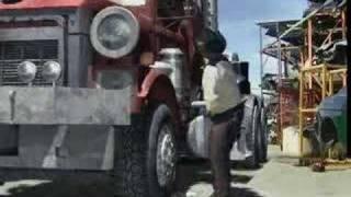 Transformer in Junkyard