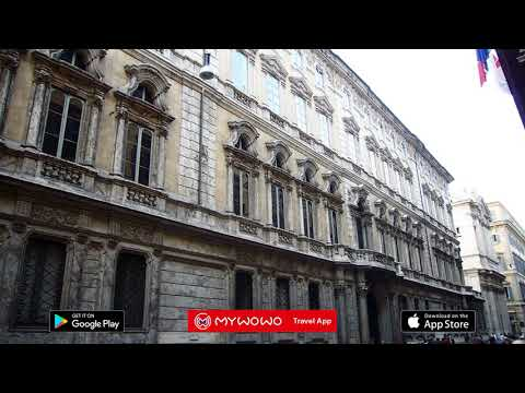 Via Del Corso – Doria Pamphili Gallery – Rome – Audio Guide – MyWoWo  Travel App