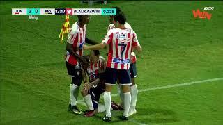 Junior vs. Rionegro (2-0) | Liga Aguila 2018-II | Fecha 8