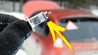 Крутые Авто ЛайфХАКИ , Зимние ХИТРОСТИ для водителей! это должен знать каждый
