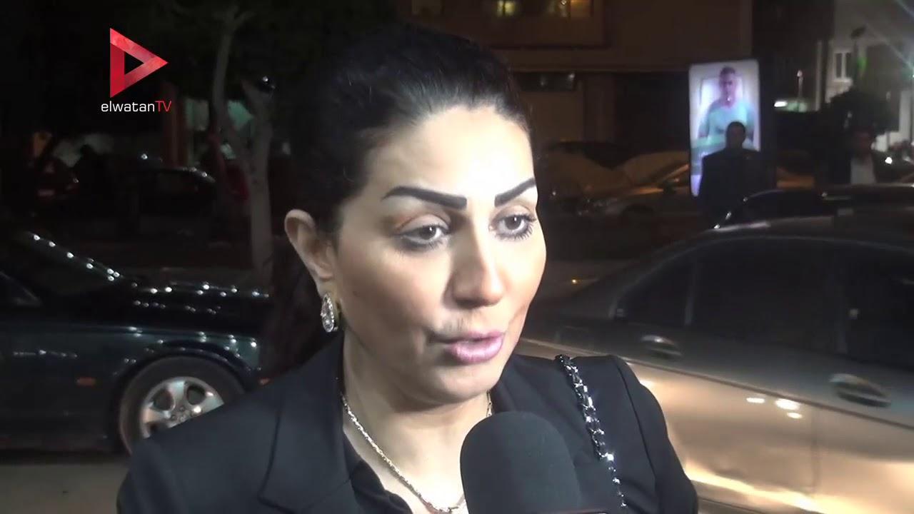 الوطن المصرية:فيفي عبده ومنى زكي وكندة علوش في عزاء الناقد علي أبوشادي