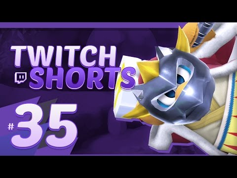 Twitch Shorts #35 - (Zelda BotW Spoilers from 5:25-5:55)