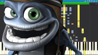 impossible remix crazy frog axel f piano cover