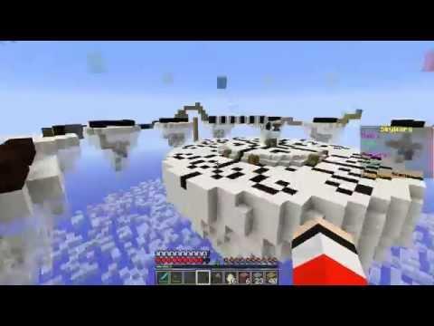 HACKERS NO PORFAVOR!!!! - Sky Wars Minecraft