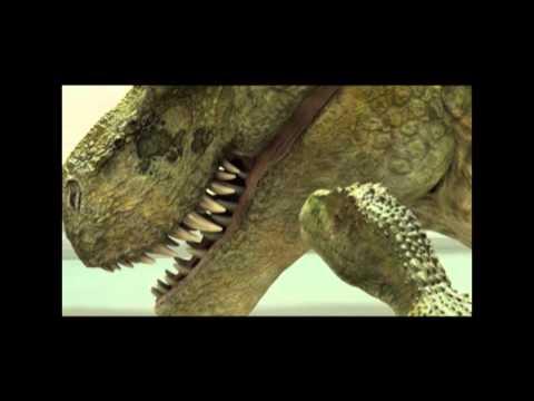 Speckles the Tarbosaurus - Nine to Survival Job