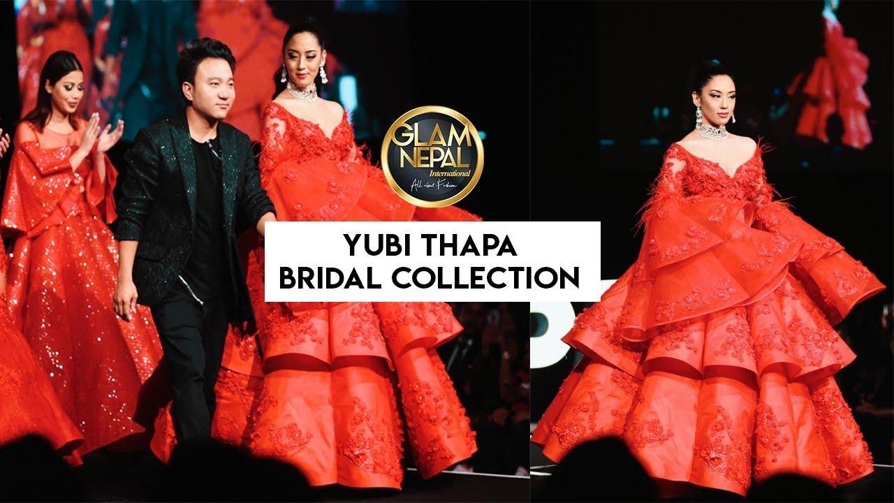 Anna Sharma On Fashion Show Glam Nepal International Sydney Yubi Thapa Collection Youtube