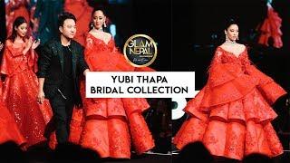 YUBI THAPA BRIDAL COLLECTION AT GLAM NEPAL INTERNATIONAL SYDNEY