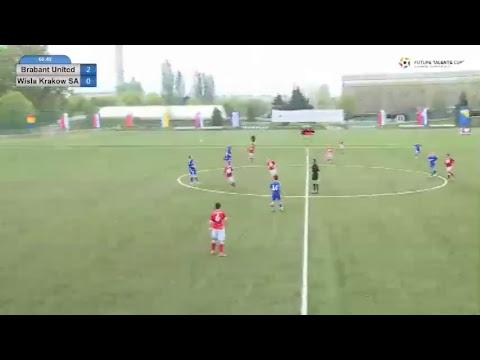 Brabant United (U17) - Wisla Krakow SA (U17) - 2017.04.13 - 9:30