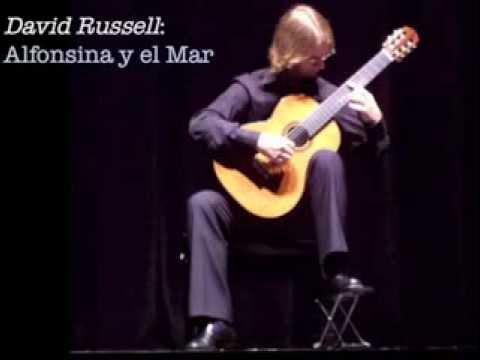 David Russell - Alfonsina y el Mar