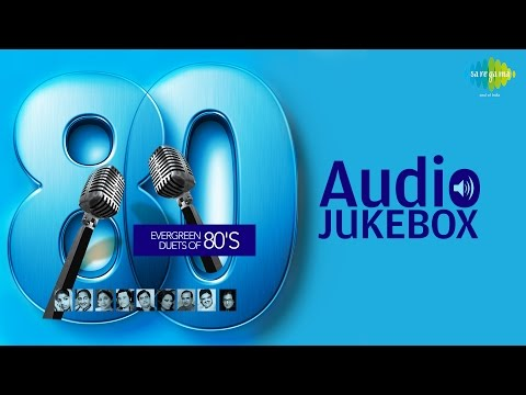Evergreen Duets of 80s  Classic Old Hindi Songs  Audio Jukebox