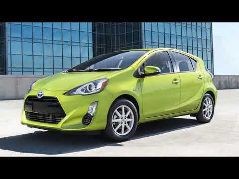 2018 Toyota Prius C Performance REVIEW