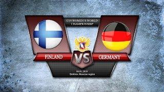 WW 18 Finland - Germany