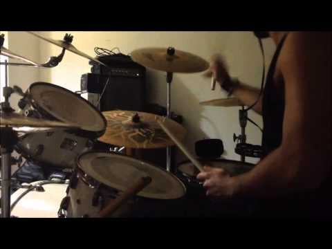 drum cover The End Has No End (The Strokes)