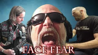 Protector - Face Fear - full band cover