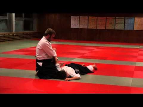 Aikido Dan Examination - Shodan, Nidan