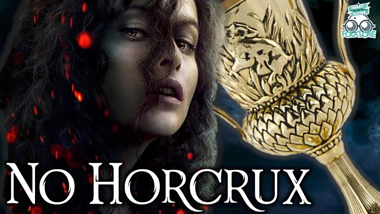 Why Bellatrix Lestrange Never Created A Horcrux