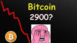 Not Again! Bitcoin Dropping Below 3000? 🔴 LIVE