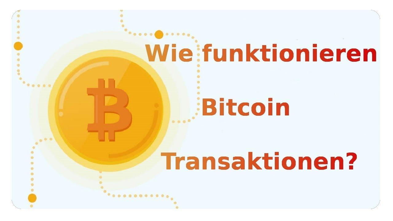 Wie Funktionieren Bitcoins