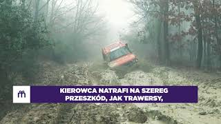 Jazda OFF ROAD 4x4 – Olsztyn video