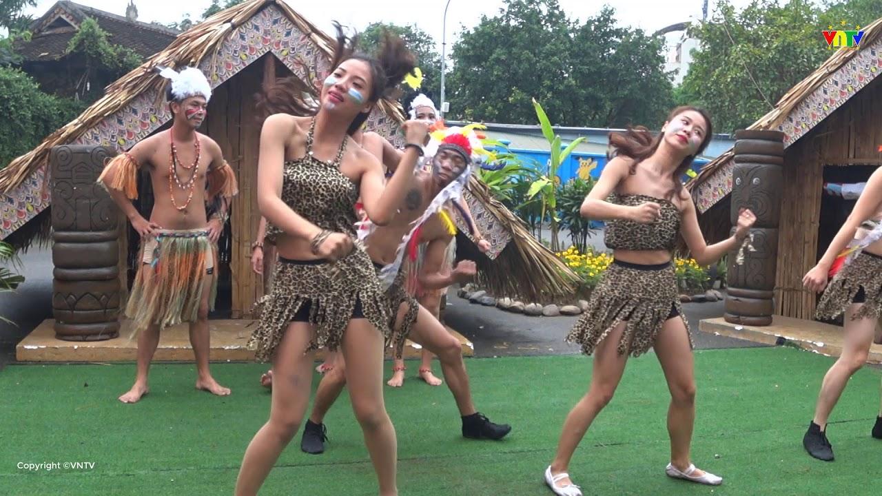 Thổ dân amazon đã đến việt nam   Múa thổ dân rừng amazon bản full   VNTV