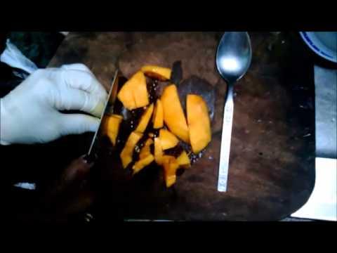elaboracion de mermelada de tomate de arbol