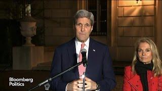 John Kerry: Tonight, We Are All Parisians