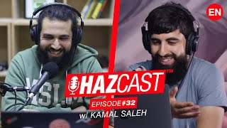 #32 Talk Islam's Kamal Saleh on his personal story, the importance of community, and finding purpose