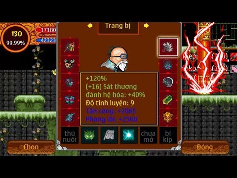 Ninja School Online : Liệu Đây Có Phải Quạt 130 Trùm 5sv Không Hí Hí