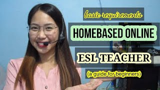 HOW TO BECOME AN ONLINE ENGLISH TEACHER (requirements + steps + salary + tips)|Xhiia Cardinio
