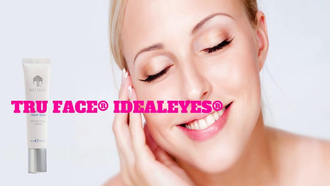 4ce5ca81a63 SKIN   HEALTH CARE TRU FACE® IDEALEYES - YouTube