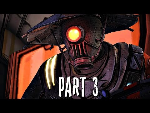 Tales from the Borderlands: Episode 5 - Part 3 (Vaughn Returns / Good Cop Bad Cop)